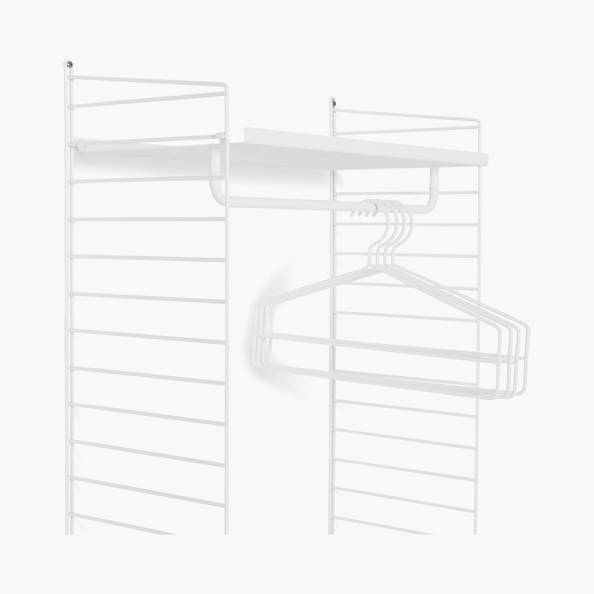 String Shelving - Coat Hanger