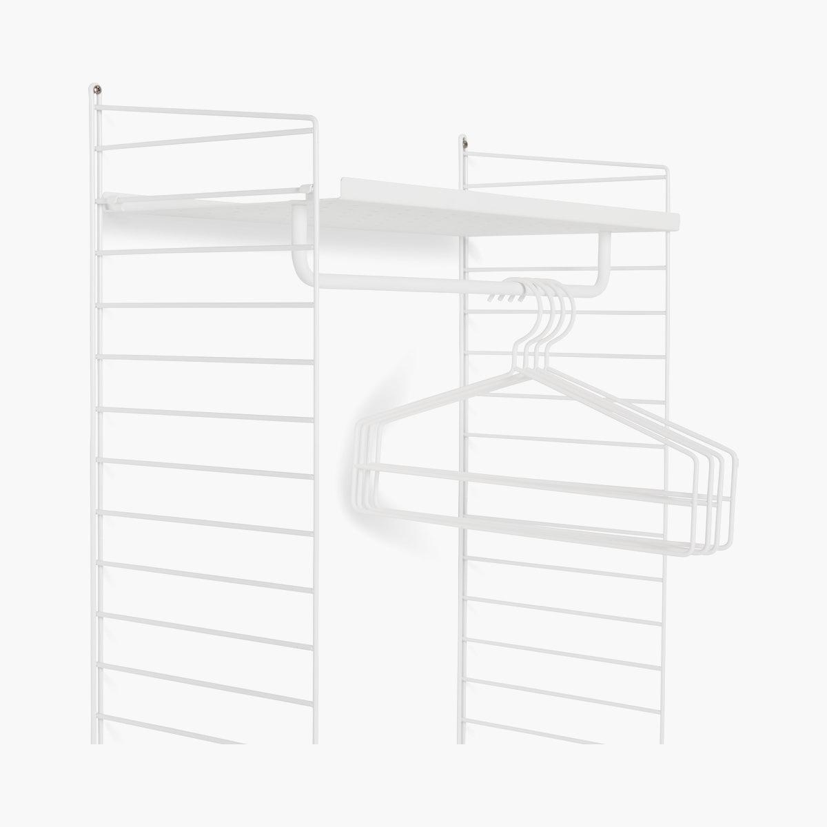 String Shelving - Coat Hanger