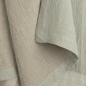 DWR Linen Coverlet