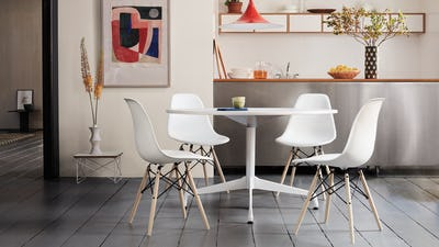 Eames S Chair Collection Herman, Herman Miller Dining Room Chairs
