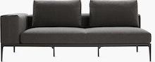 Grid One-Arm Sofa