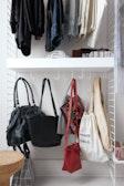 String Closet Shelving