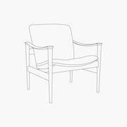 Modell 711 Chair