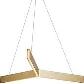 Geometric Tri LED Pendant