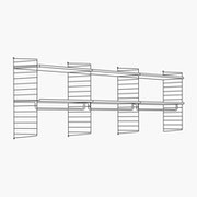 "High - 3 Bays - 32"" Wide Shelves"