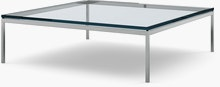 Florence Knoll Square Coffee Table 47