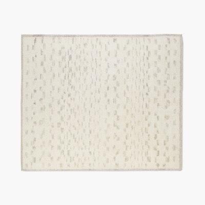 Marl Moroccan Wool Rug
