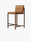CB Wood Frame Counter Stool