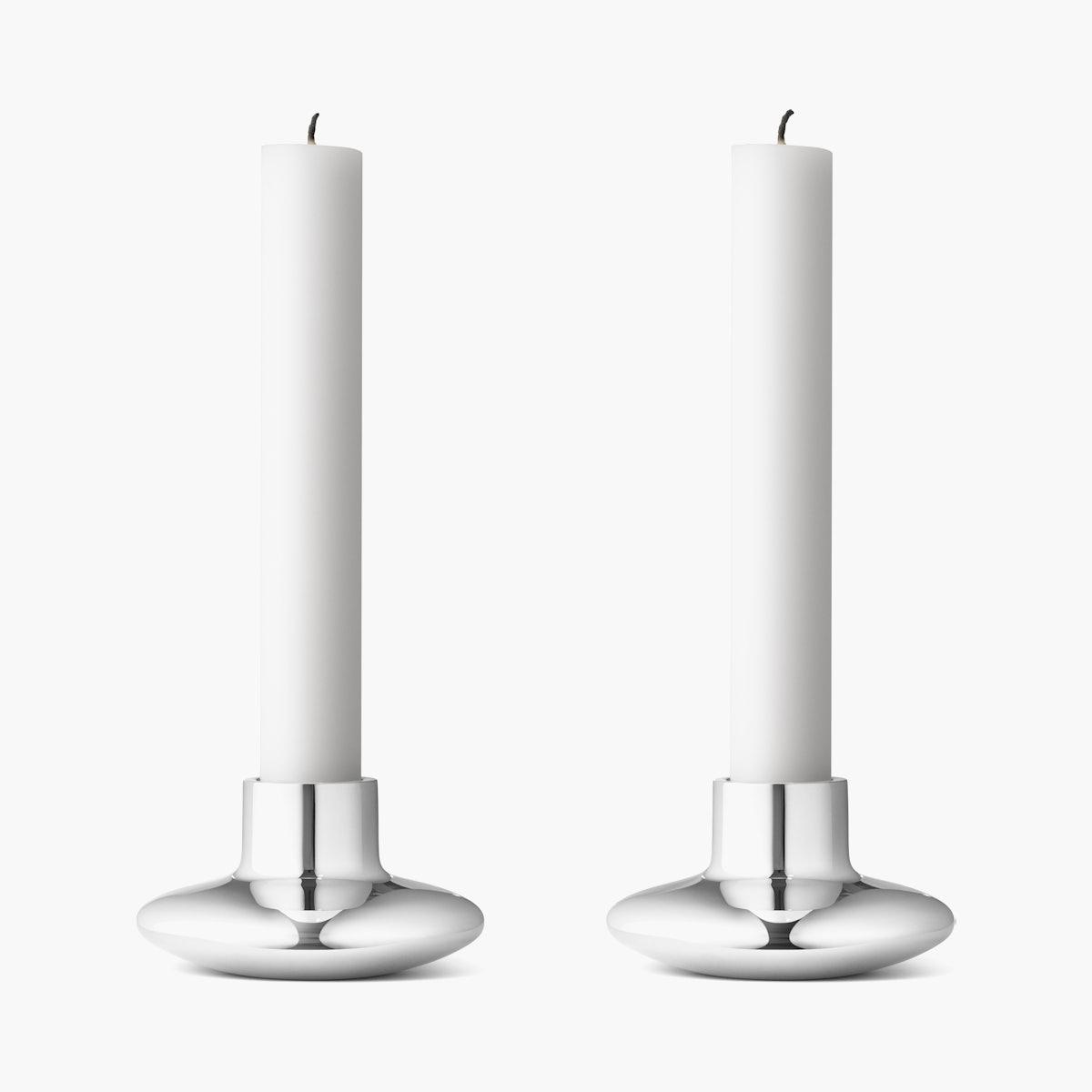 HK Candleholders, Set of 2