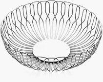 Alfredo Bread Basket  Large