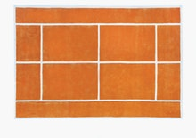 Clay Court Rug
