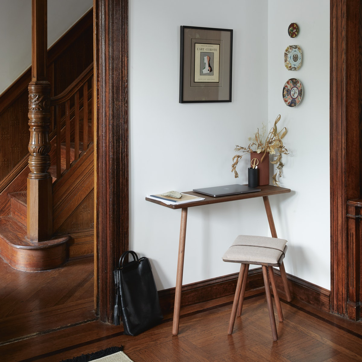 Georg Console Table with Georg Stool