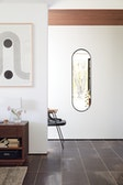 Norm Oval Floor Mirror