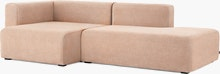 Mags Sectional Chaise, Left