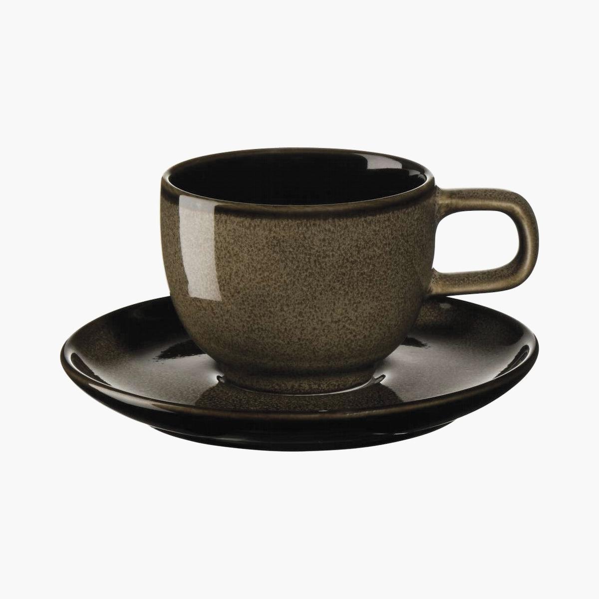 Kolibri Espresso Cup with Saucer