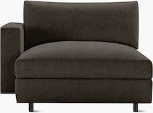 Reid Storage One-Arm Chaise