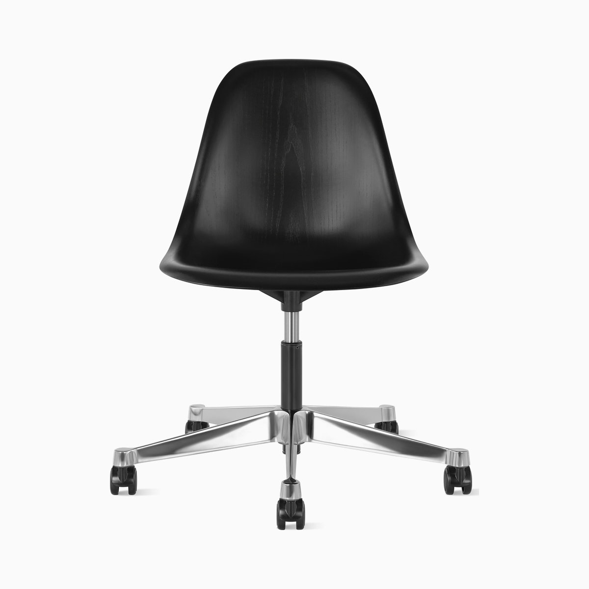 Eames Task Chair, Molded Wood Side Chair