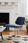 Eames Molded Plywood Lounge Chair Metal Base (LCM)