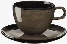 Kolibri Coffee Cup with Saucer