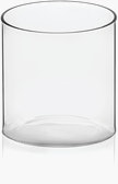 Cilindro Water Glass