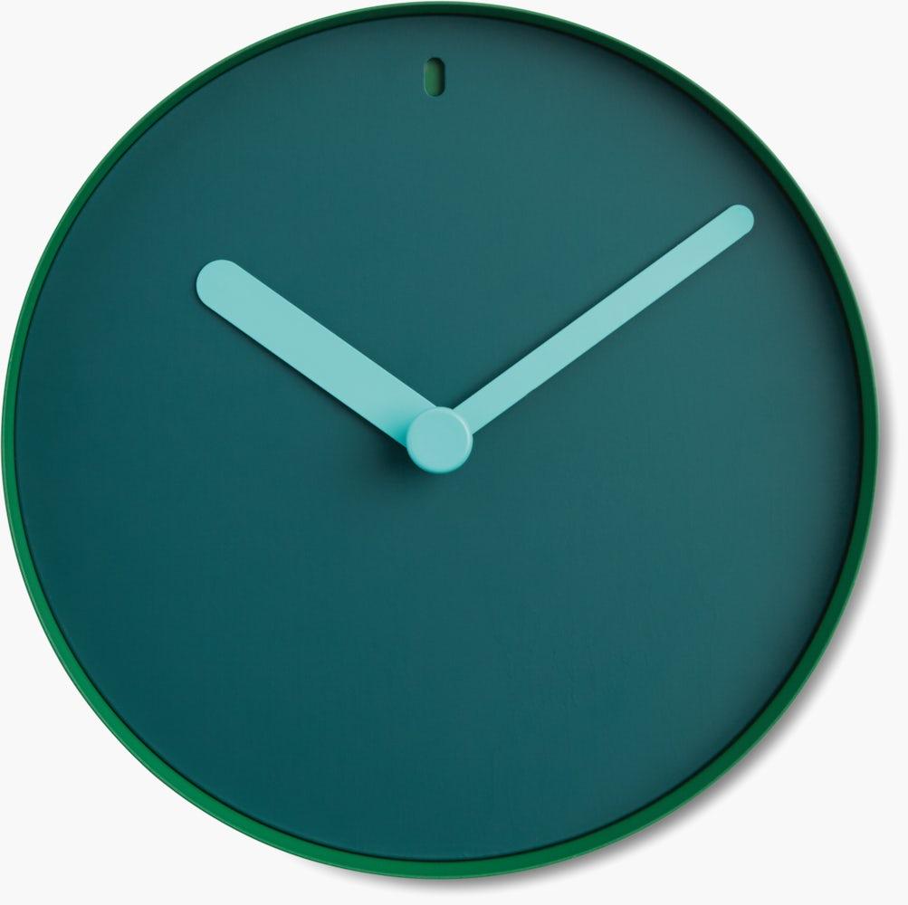 Hemisphere Wall Clock Design Within Reach