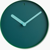 Hemisphere Wall Clock