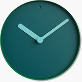 Hemisphere Wall Clock