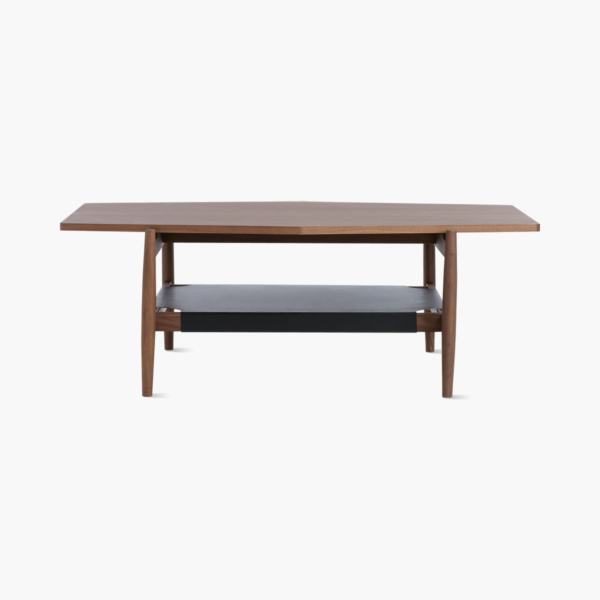 Risom T.301 Hexagon Coffee Table
