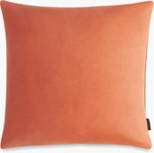 Maharam Pillow In Loam Leather