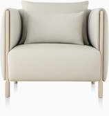 ColourForm Club Chair (Non-Quilted)